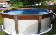 Сборные каркасные бассейны Contempra - Atlantic Pool