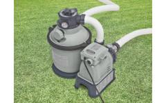 Песочный фильтр-насос 220В, 4000 л/ч 28644