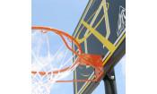 Мобильная баскетбольная стойка DFC 112х72см п/э KIDSF