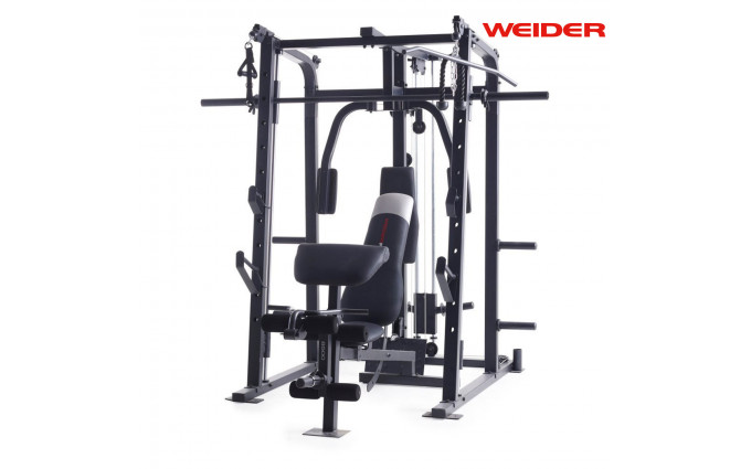 Силовой тренажер Weider Pro 8500 (два короба)