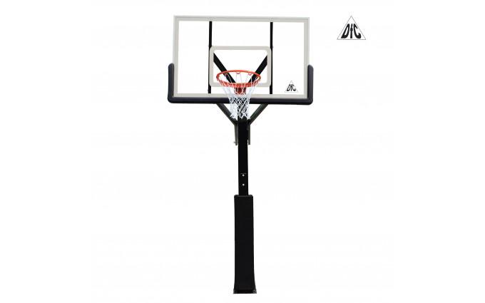 Баскетбольная стационарная стойка Dfc Ing60a 152x90cm акрил (три короба)