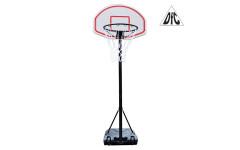 Мобильная баскетбольная стойка Dfc Kids2 73x49cm полипропилен