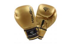 Перчатки боксерские KouGar KO600-4, 4oz, золото