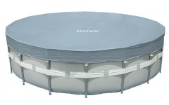 Тент для каркасного бассейна ULTRA FRAME 549см (выступ 20см) 28041