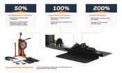 Силовой и функциональный тренажерFluidPowerCUBE Grey