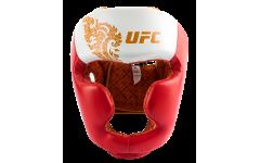 Шлем для бокса UFC Premium True Thai, цвет красный, размер M