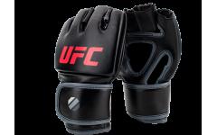 Перчатки MMA для грэпплинга 5 унций (Чёрные S/M) UFC