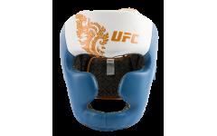 Шлем для бокса UFC Premium True Thai, цвет синий, размер M