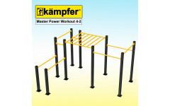 Воркаут площадка Kampfer Master Power Workout 4-2