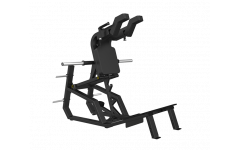 Приседания в тренажере SVENSSON INDUSTRIAL E3065 Matte Black