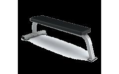 Прямая скамья MATRIX G1-FW151 серебристый