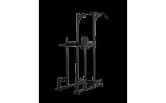 Bronze Gym H-027 Турник/Пресс/Брусья (черный)
