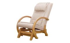 Массажное кресло-качалка EGO TWIST EG-2004 SHIMO Бежевый (TONY12)