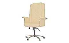 Офисное массажное кресло EGO PRIME EG1003 КРЕМ (Арпатек)