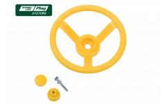 Руль желтый